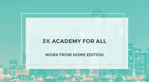 Academy for All - Work From Home Edition