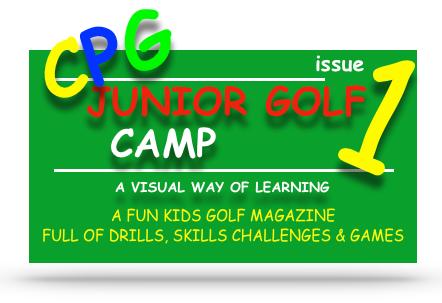 Colour Path Golf Junior Golf Camp Issue 1