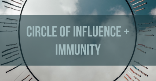 Circle of Influence and Immunity