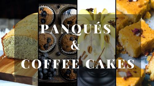 Recetario Panques y Coffee Cakes