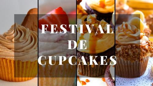 Recetario Festival de Cupcakes