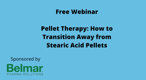 Pellet Therapy: How to Transition Away from Stearic Acid Pellets