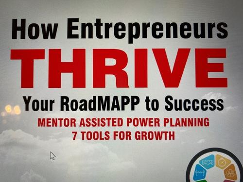 How Entrepreneurs Thrive Chapter 1