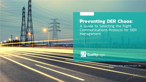 Webinar: Selecting the Right DER Protocol