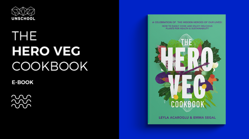 The Hero Veg Cookbook | e-book
