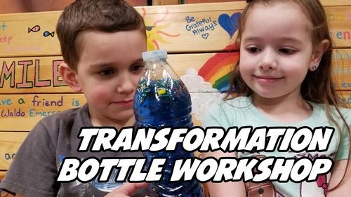 Transformation Bottle