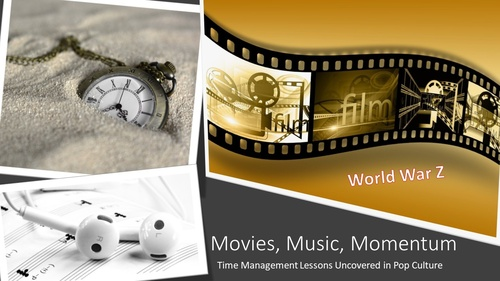 World War Z - Movies, Music, Momentum Series