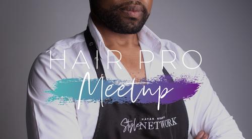 Hair Pro Meetup April 2020
