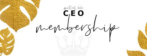 Spiritual Babe CEO Membership