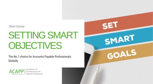 Setting SMART Objectives