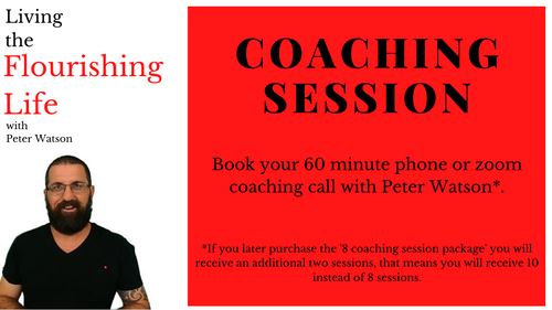 1 x 60 Minute Coaching Call