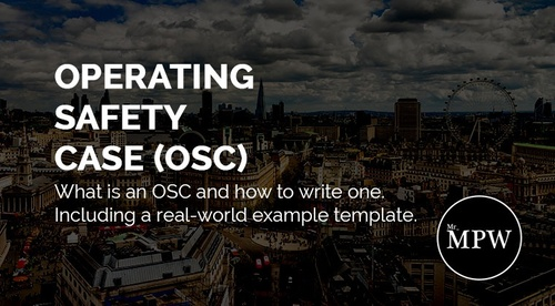 Operating Safety Case (OSC) Online Training Course