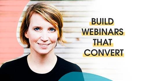 Build webinars that convert
