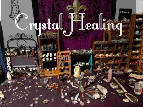 Crystal Healing 2016