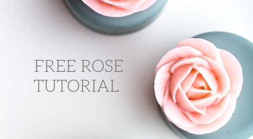 Free Rose Tutorial