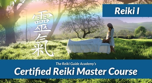 Certified Reiki Master Course - Reiki Level I - May 2020