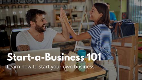 START-A-BUSINESS 101