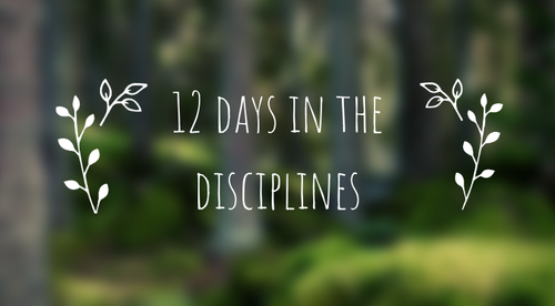 12 Days in the disciplines