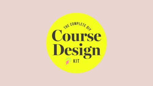 Complete DIY Course Design Kit