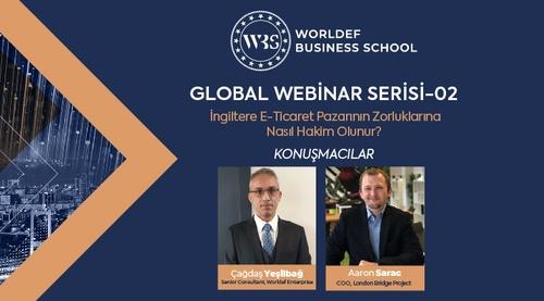 Global Webinar 2   Aaron Sarac - İngiltere E-Ticaret Pazarının Zorluklarına Nasıl Hakim Olunur?