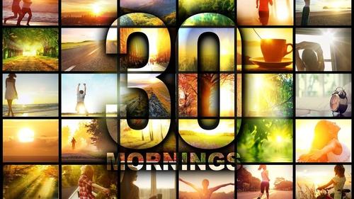 #30Mornings EAST COAST May2020