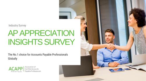 AP Appreciation Insights Survey