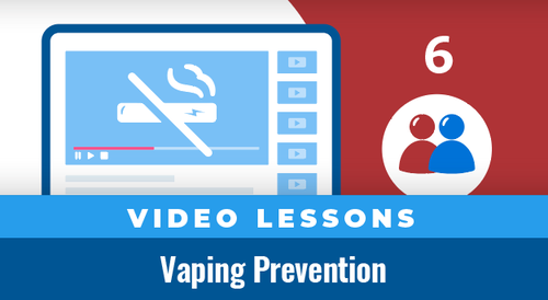CATCH My Breath: 6th Grade Video Lessons
