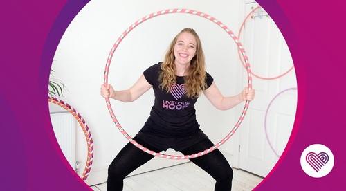 10x10 Hoop Workout