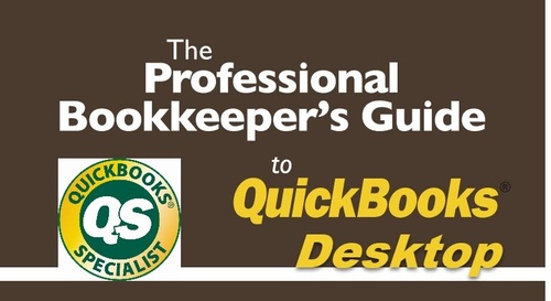 3.01 The Professional Bookkeepers Guide to QuickBooks Desktop