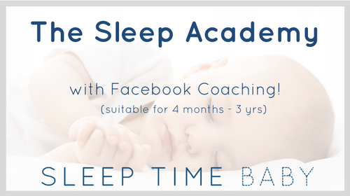 The Sleep Academy  With Added Facebook Support