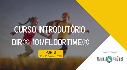 DIR® 101 - CURSO INTRODUTÓRIO DIR/FLOORTIME