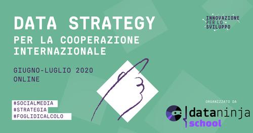 Data Strategy per la cooperazione allo sviluppo
