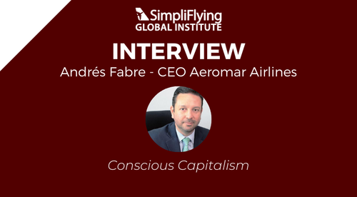 Interview with Andrés Fabre - CEO Aeromar Airlines