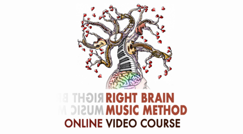 The Right Brain Music Method For Guitar