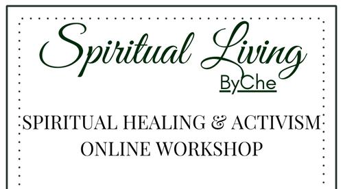 Spiritual Healing & Activism-WhitePpl