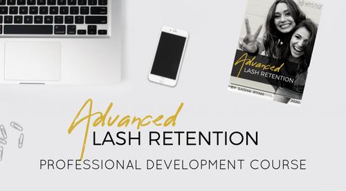 Advanced Lash Retention (Online)