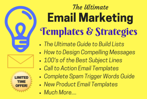 Email Marketing Course - The Ultimate Email Templates & Strategies You will Ever Need