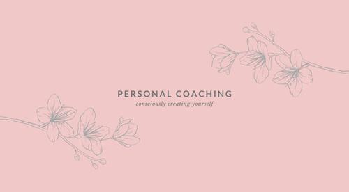 Megan's Personal Coaching Portal