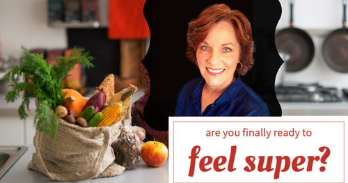 Becky Shaw's Superfood Super You Webinar
