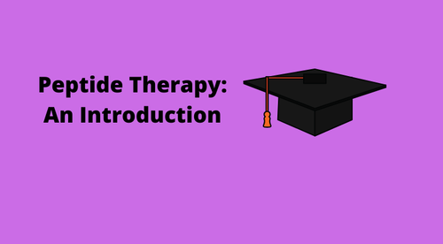 Peptide Therapy: Introduction