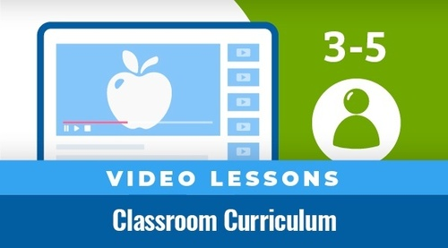 Grades 3-5 Video Lessons
