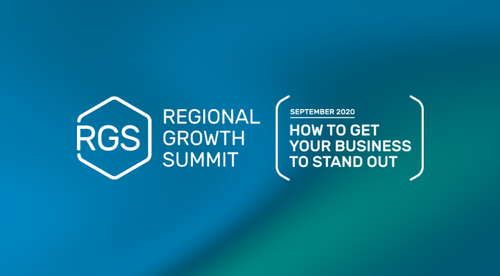 Regional Growth Virtual Summit September 2020
