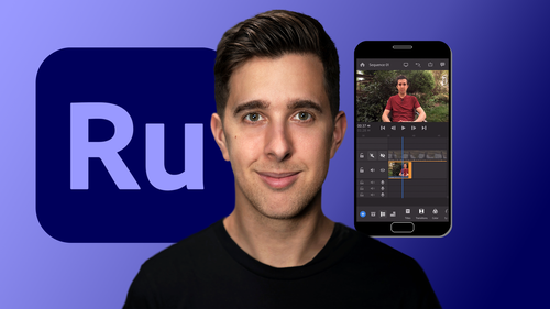 Premiere Rush - Edit Vides on your Phone!