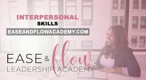 Interpersonal Skills (elearning)