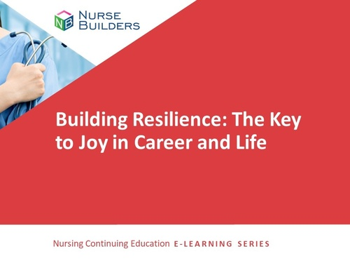 Building Resilience: The Key to Joy in Career and Life