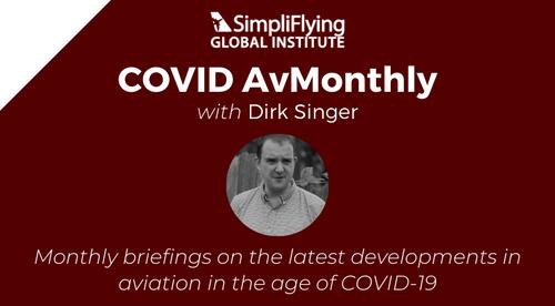 SimpliFlying COVID AvMontly