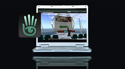Training Virtually via Second Life® (webinar waiting list)