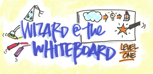 Wizard at the Whiteboard, Starts October 7th