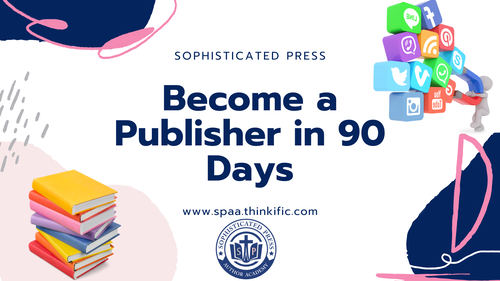 Becoming a Publisher in 90 Days
