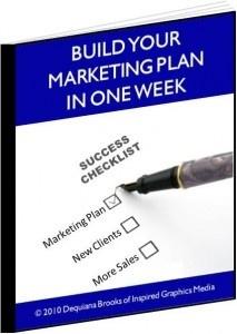 Build Your Marketing Plan in One Week eBook